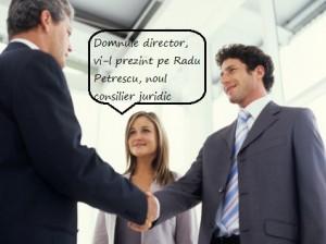 Prezentările – debutul  relațiilor sociale și profesionale