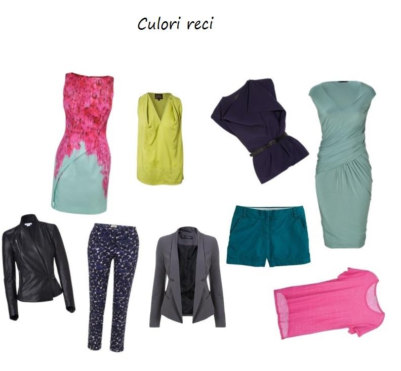 culori reci