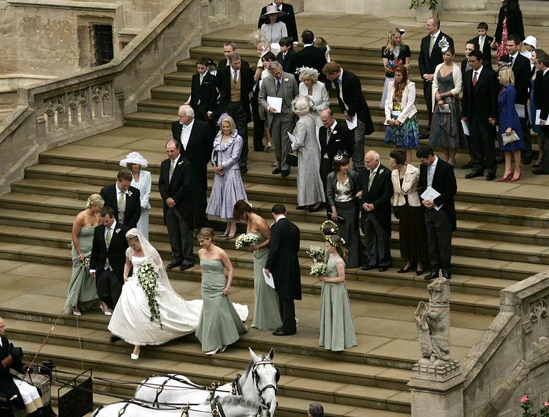 Petrecerea de nuntă: eticheta pentru invitați