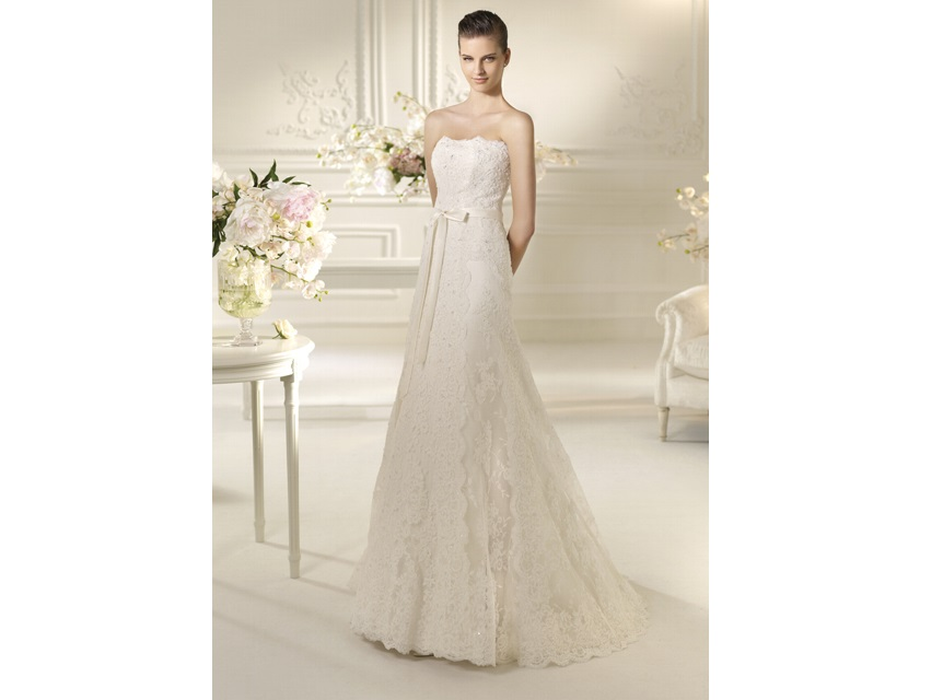 Rochia ideală de mireasă pentru fiecare tip de siluetă