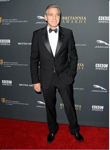 Cine și cum scrie istoria modei. Stil vestimentar masculin la Britannia Awards 2013