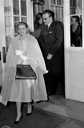 Grace Kelly, Prince Rainer