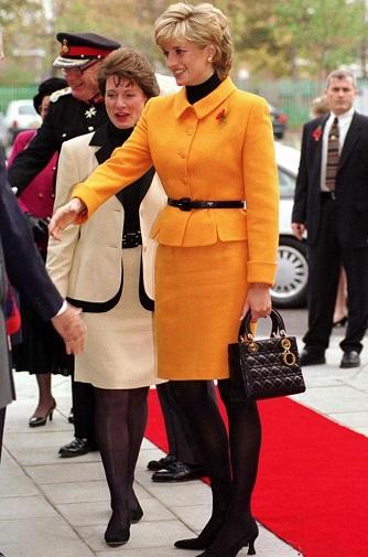 Lady Diana_poseta Lady Dior