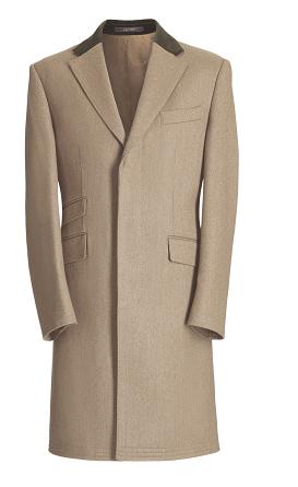 Lovat Covert Coat, Classic Fit