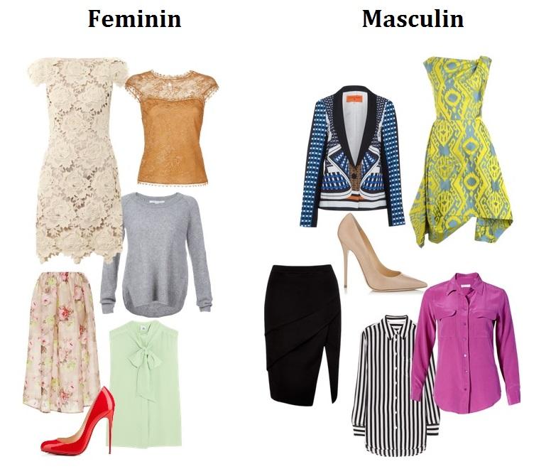 Stilul personal. Feminin sau masculin?