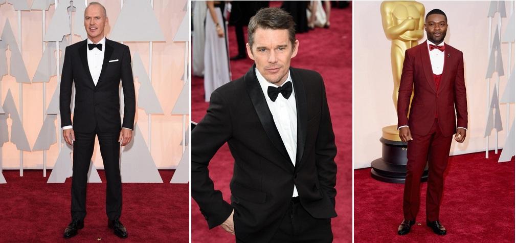 Michael Keaton, Ethan Hawke, David Oyelowo
