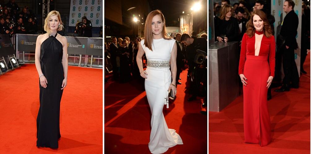Vestimentar-previzibila ceremonie BAFTA 2015