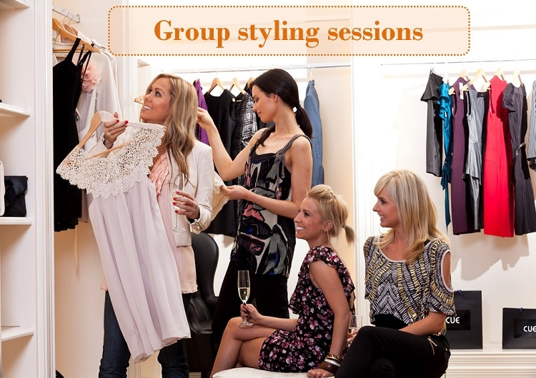 Group Styling Sessions