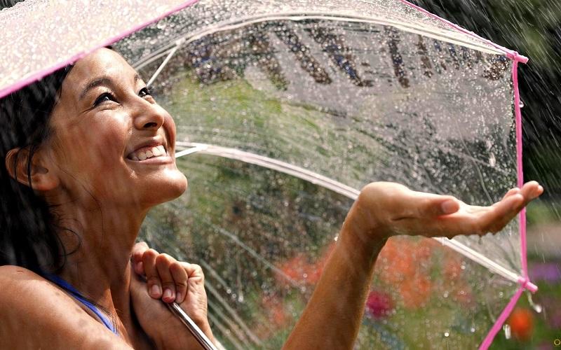 Kitul unei zile ploioase