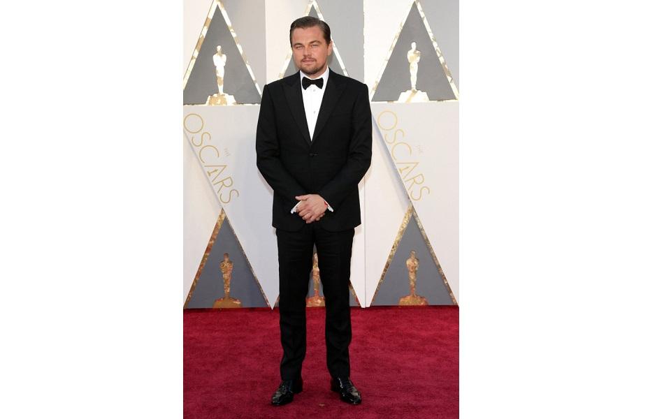 Leonardo di Caprio_Oscars 2016