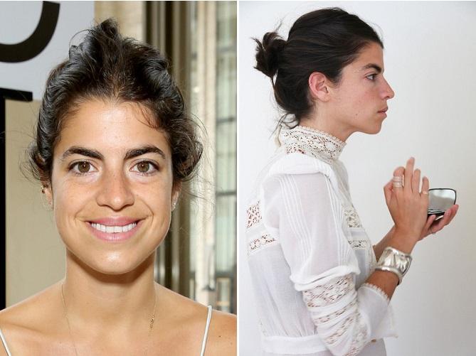Leandra Medine semnatura stilistica