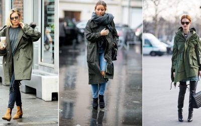 Parka – cea mai bună jachetă de toamnă