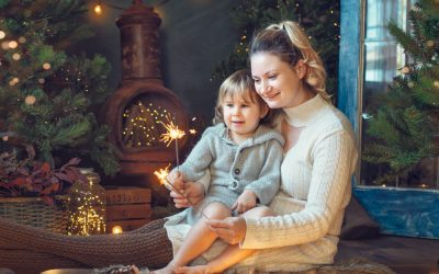 Cum să arăți în pozele de Crăciun pe care ai vrea să le revezi